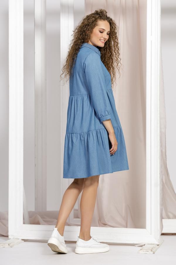 1635 Платье (42-52)