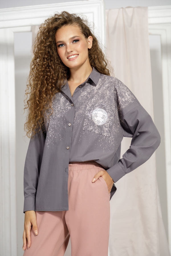 1632/2 Блуза (42-52)